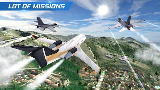 Airplane Flight Pilot Simulator  Screenshots 16