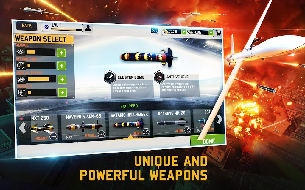 Drone : Shadow Strike 3  poster 19