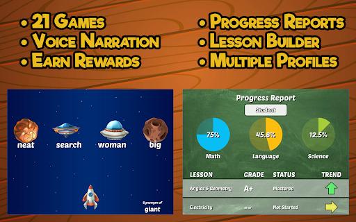 Fourth Grade Learning Games screenshots 15