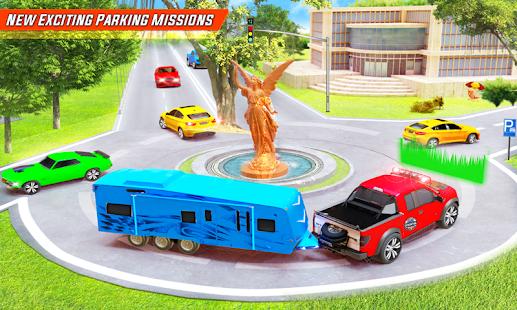 Gas Station Car Driving Simulator Car Parking Game  Screenshots 4