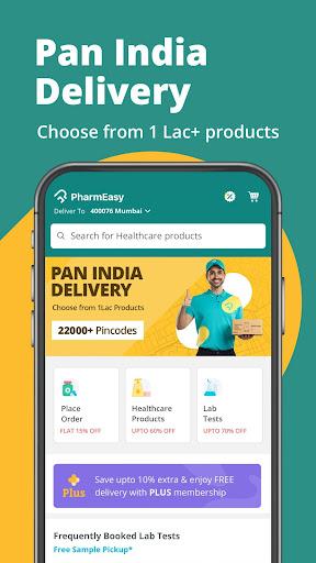 PharmEasy u2013 Online Medicine Ordering App  Screenshots 3