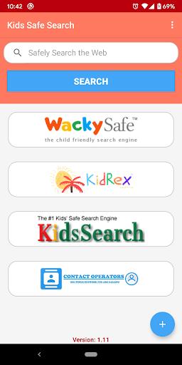 Kids Safe Search 1.22 Screenshots 3