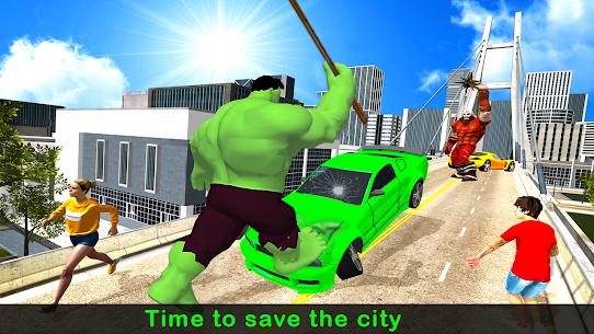 Incredible Monster City Battle Apk Download 4