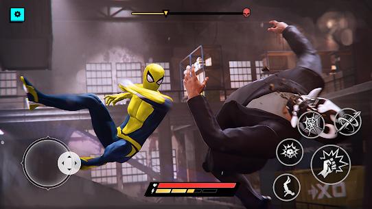 Spider Hero: Superhero Fighting 3