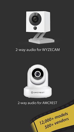 tinyCam Monitor FREE - IP camera viewer 15.0 - Google Play screenshots 2