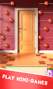 100 Doors Puzzle Box