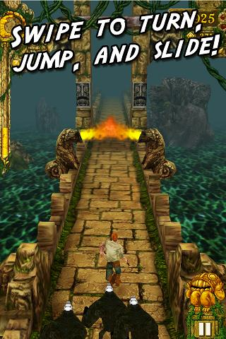 Temple Run filehippodl screenshot 1