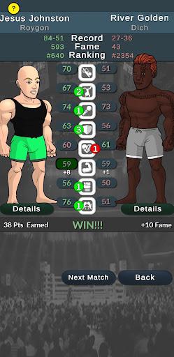 Ultimate Wrestling Manager  screenshots 6