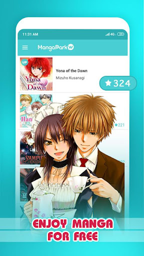 Manga Park W  Paidproapk.com 5