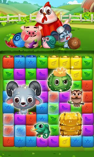 Fruit Funny Blocks apkslow screenshots 2