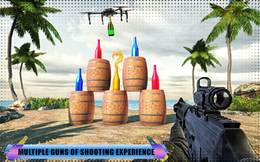 Real Bottle Shooting screenshots 2