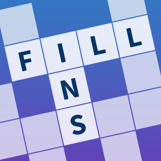 Fill-in Crosswords: Unlimited puzzles