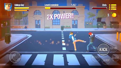 City Fighter vs Street Gang 2.1.6 screenshots 16