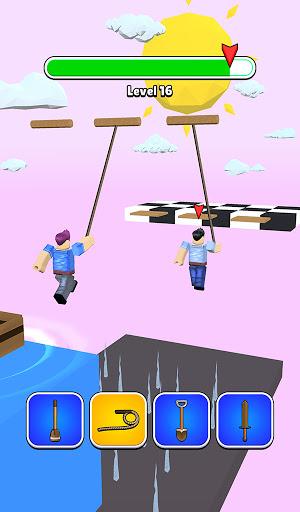 Roblock Transform Run - Epic Craft Race apkpoly screenshots 6