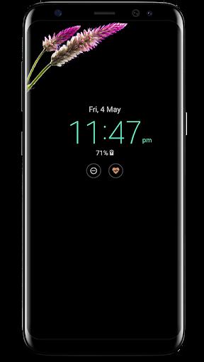 Custom AOD (Add images on Always On Display) 3.1.6 Beta Screenshots 7