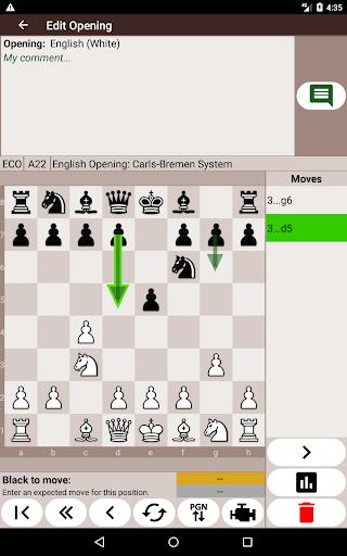 Chess Openings Trainer Free - Build, Learn, Train 6.5.3-demo screenshots 10