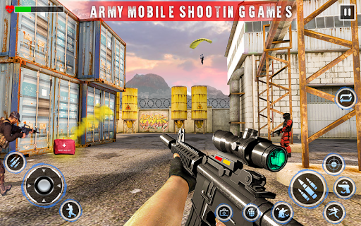 Modern Commando Secret Mission - FPS Shooting Game 1.0 screenshots 16