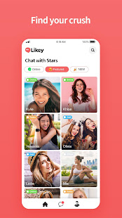 Likey - Live Video Chat with Your Stars