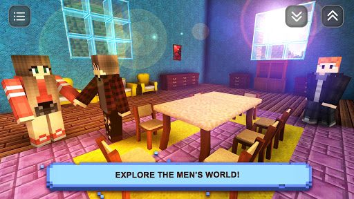 Boys World Craft: Creative Mind & Exploration  screenshots 3