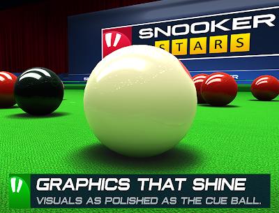 Snooker Stars MOD APK- 3D Online Sports (Unlimited Energy) 9