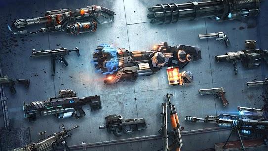 Dead Target Mod Apk: Zombie Offline – Shooting Games (MOD, Unlimited Money) 10