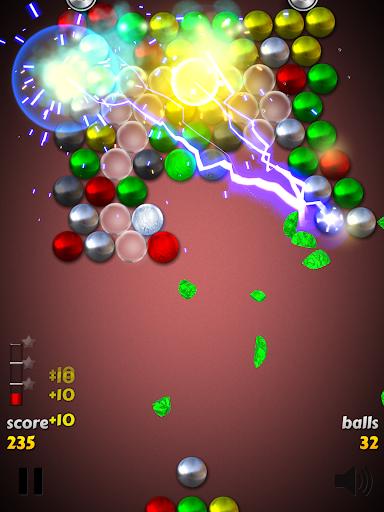 Magnet Balls Free: Match-Three Physics Puzzle screenshots 14