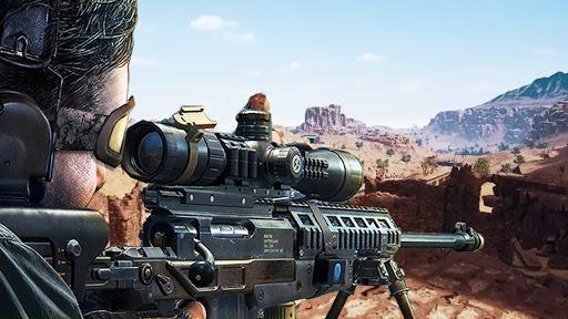 Sniper 3D Shooter- Free Gun Shooting Game 1.3.3 screenshots 1