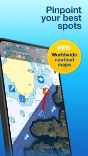 Fishing Points GPS Tides v3.4.2 Pro APK 3