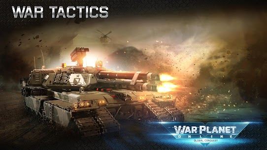 """Download War Planet Online: Global Conquest Android game """"World Conquest"""" strategy game! 1"""
