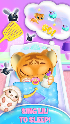 Baby Tiger Care - My Cute Virtual Pet Friend modavailable screenshots 6