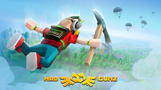 Mad GunZ - shooting games, online, Battle Royale 2.1.11 screenshots 13