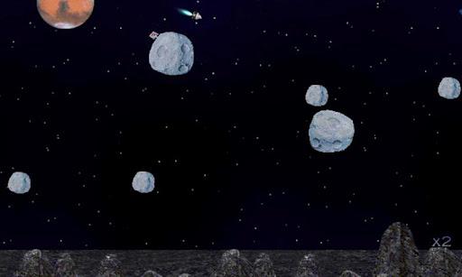 solar system lander screenshot 2