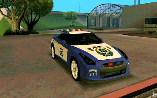 Police Car Gameud83dude93 - New Game 2021: Parking 3D apkpoly screenshots 4