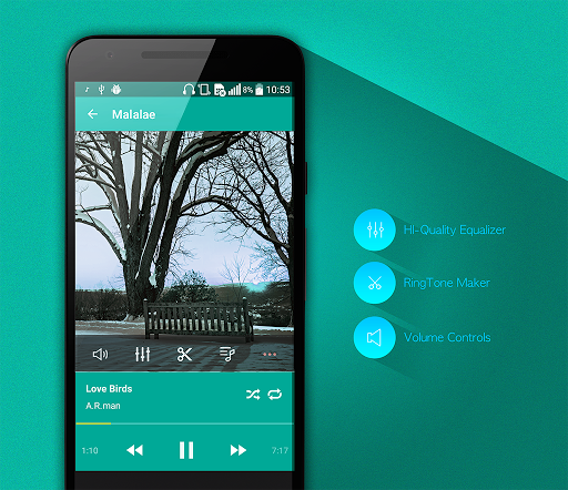 MP3 Player  screenshots 1