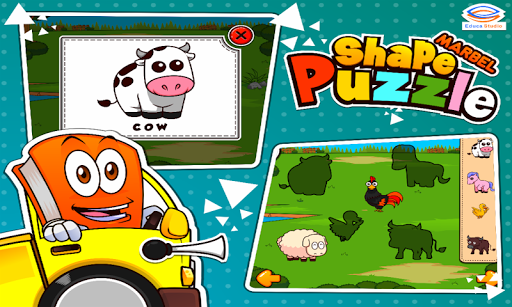 Marbel Shape Puzzle Kids Games modavailable screenshots 7