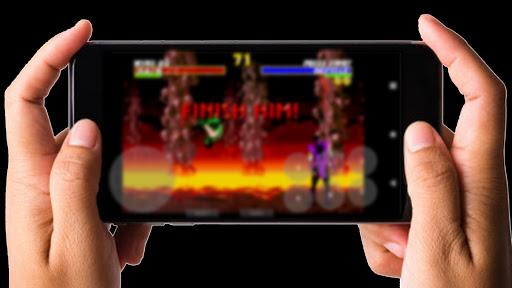 Retro Game Emulator (md2 / genesis)  Pc-softi 3