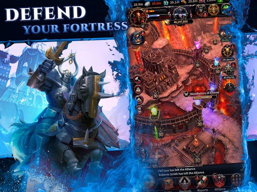 Warhammer: Chaos & Conquest - Real Time Strategy 1.20.90 screenshots 21