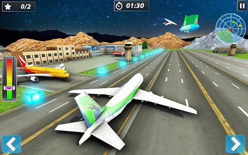 airplane flight adventure: games for landing screenshot 2