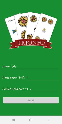 Trionfo 1.0 screenshots 1