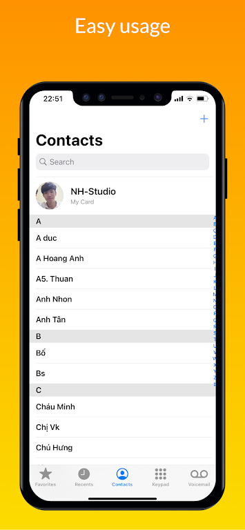iCall – iOS Dialer, iPhone Call poster 0
