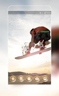 Skate Board Theme: X-Game Party Wallpaper HD