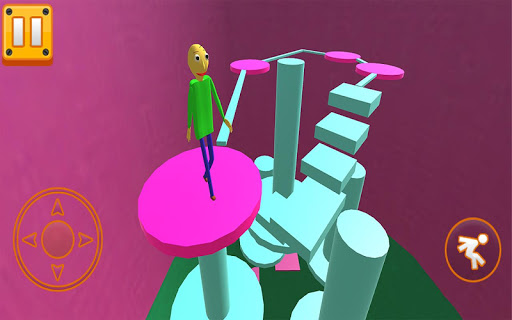 Baldi Classic Tower of Hell - Climb Adventure Game screenshots 5