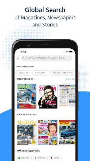 Magzter: Digital Magazines & Newspapers  Screenshots 7