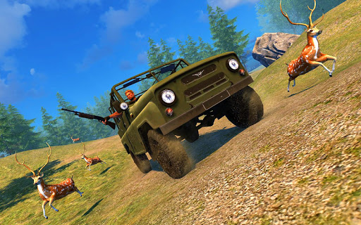 Wild Animals Hunting Games 3D  screenshots 13