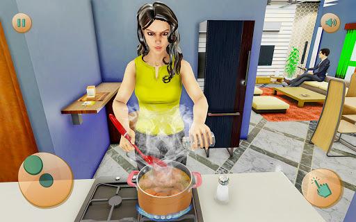 Dream Mother Simulator: Happy Family Life Games 3D screenshots 6
