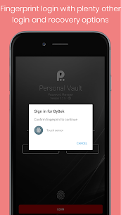 Personal Vault PRO – Password Manager 4.0 Apk 1