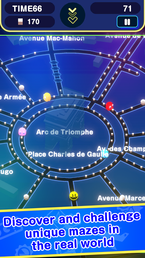 PAC-MAN GEO 1.0.4 screenshots 4