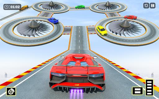Crazy Ramp Car Stunts :Mega Ramp Stunt Games 1.6 screenshots 8