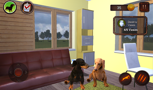 Dachshund Dog Simulator  screenshots 16