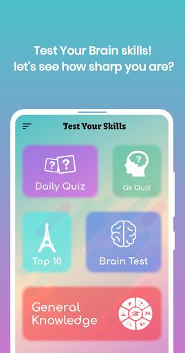 Brain Test: Test Your Skills - Knowledge Master 1.8.3 screenshots 1